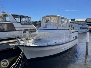 Used Marine Trader International 38 Trawler Boat For Sale