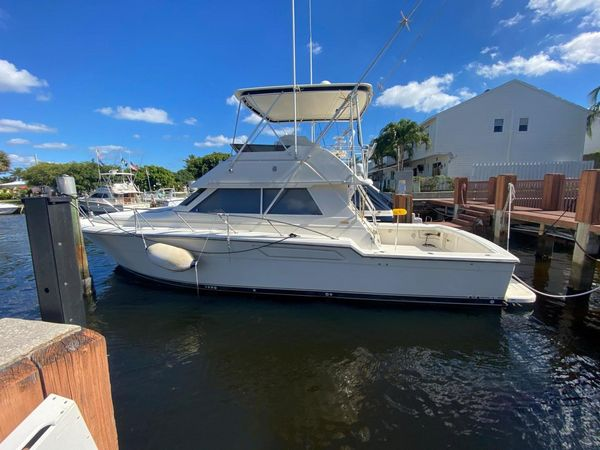 Used Tiara Yachts Luxury Sportfish Convertible Fishing Boat For Sale