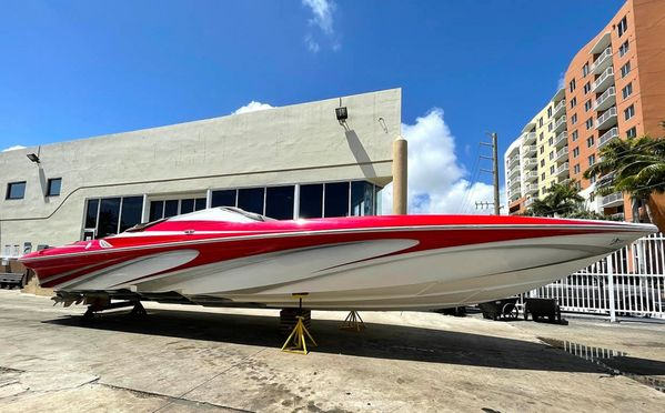 Used Sunsation F4 High Performance Boat For Sale