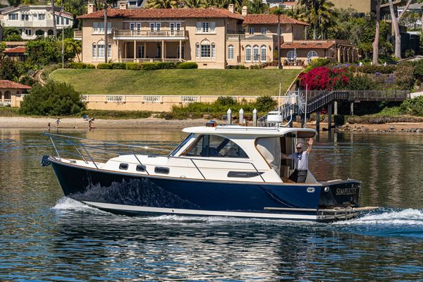 Used Legacy Express 32 Cruiser Boat For Sale