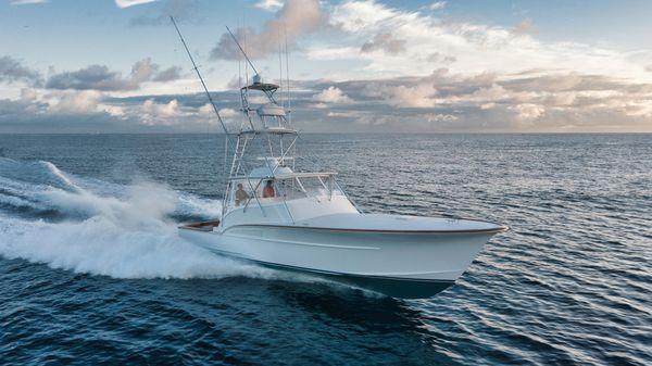 Used Scarborough Custom Carolina Express Sports Fishing Boat For Sale