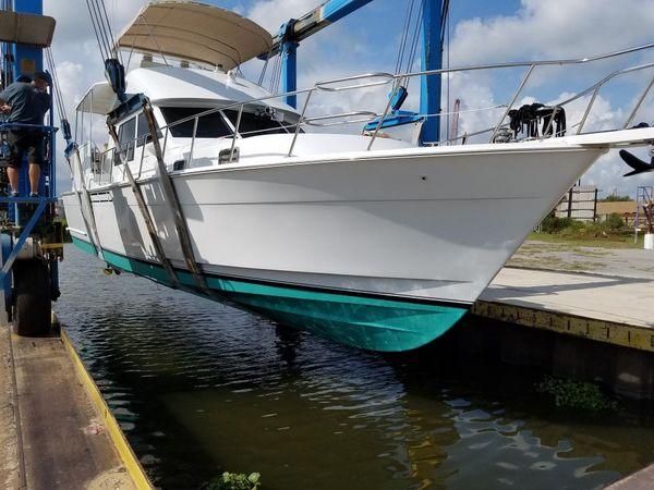 Used Angel Cocktpit Motoryacht Motor Yacht For Sale