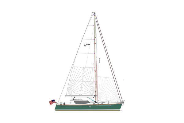 New Tartan 455 Cruiser Sailboat For Sale