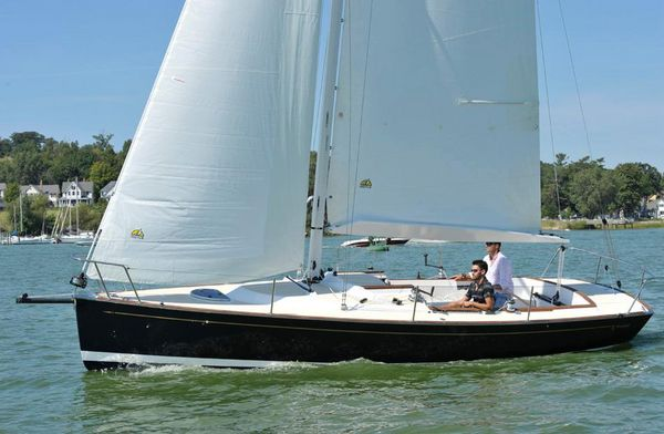 New Tartan Fantail Daysailer Sailboat For Sale