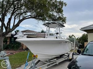 Used Tidewater 220 LXF Center Console Fishing Boat For Sale