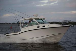 Used Boston Whaler 315 Conquest Sports Fishing Boat For Sale