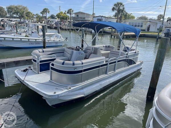 Used Bennington 22 SSR Pontoon Boat For Sale