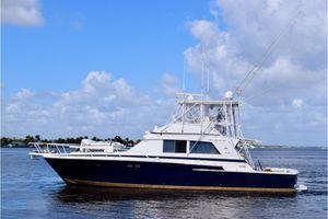 Used Bertram 54 Convertible Fishing Boat For Sale