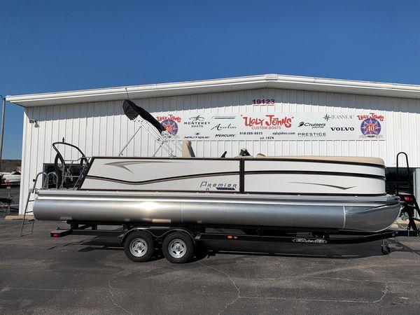 New Premier 250 SunSation RL Pontoon Boat For Sale