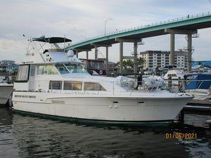 Used Bertram Aft Cabin Boat For Sale