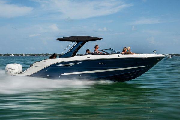 Used Sea Ray SLX 310 OB Bowrider Boat For Sale