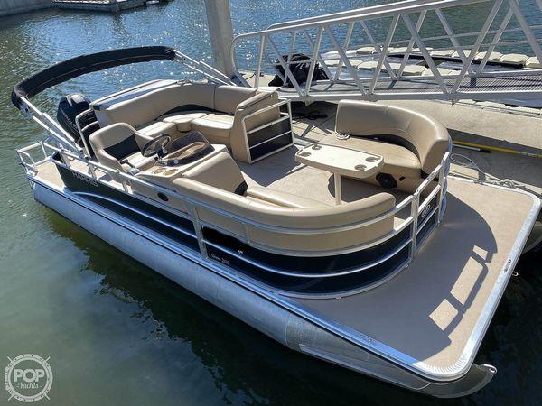 Used Harris Omni 200 Pontoon Boat For Sale