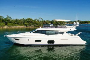 Used Ferretti Yachts 57 Motor Yacht For Sale