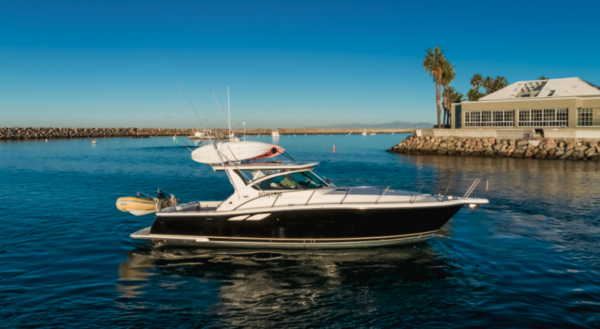Used Tiara Yachts 38 Open Saltwater Fishing Boat For Sale