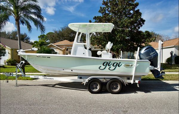 Used Sea Hunt BX 22 BR Saltwater Fishing Boat For Sale