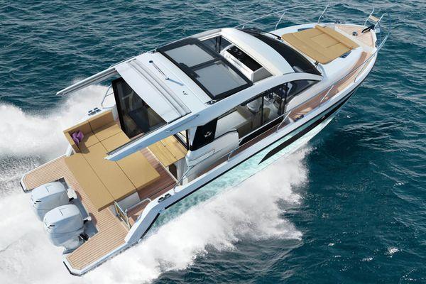New Sealine C335v Motor Yacht For Sale