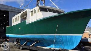 Used Bruno & Stillman 55' Gillnetter Combination Carrier Boat For Sale