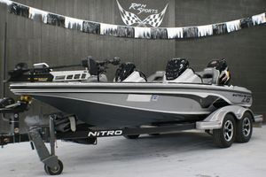 Used Nitro Z 18 Bass Boat For Sale