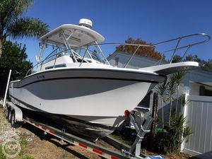 Used Grady-White 268 Islander Walkaround Fishing Boat For Sale