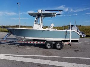 Used Sea Hunt 235 SXS SE Special Edition Center Console Fishing Boat For Sale