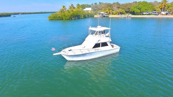 Used Viking 35 Convertible Antique and Classic Boat For Sale