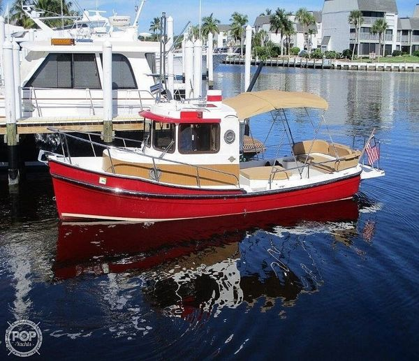 Used Ranger Tugs R21 - EC Pilothouse Boat For Sale