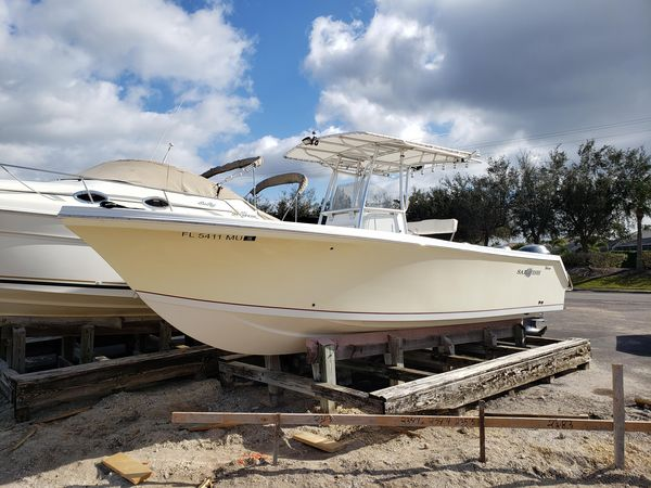 Used Sailfish 266 CC Freshwater Fishing Boat For Sale