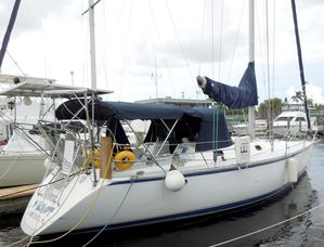 Used Hunter Legend 37 Sloop Sailboat For Sale
