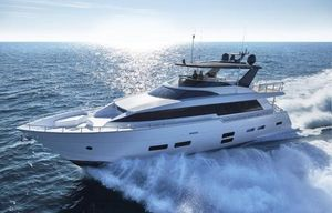 New Hatteras M75 Motor Yacht For Sale