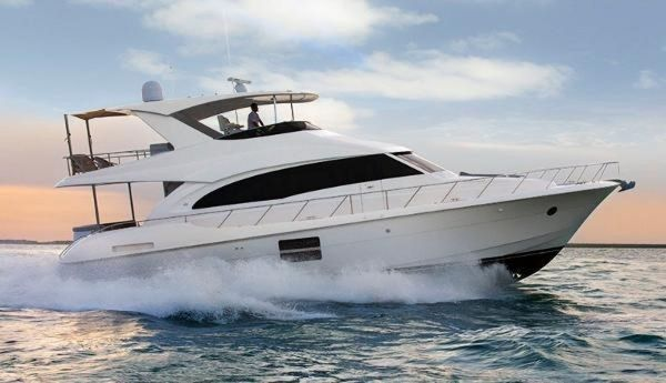 New Hatteras M60 Motor Yacht For Sale