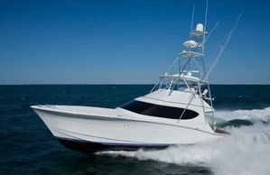New Hatteras GT54 Convertible Fishing Boat For Sale
