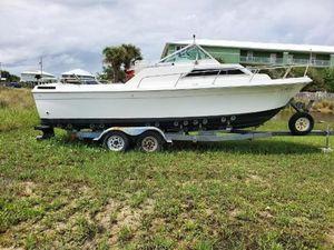 Used Weldcraft 25 Sportsman Cuddy Cabin Boat For Sale