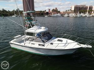 Used Rampage Sportfish 31 Sports Fishing Boat For Sale