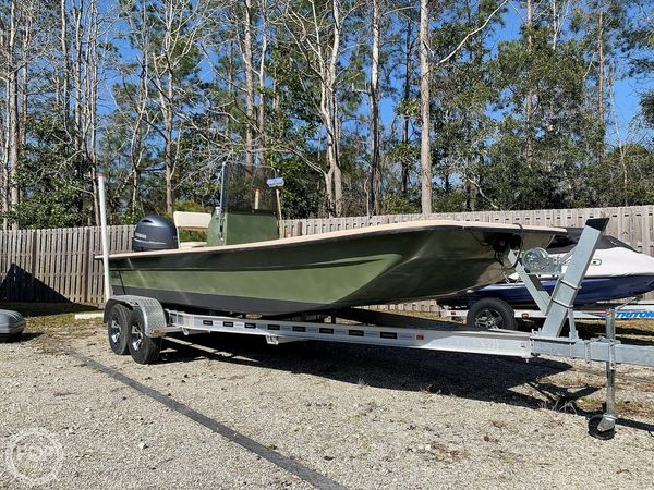 Used Southern SS 2170 Skiff Fishing Boat For Sale