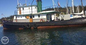 Used San Diego Marine 79 Tug Boat For Sale