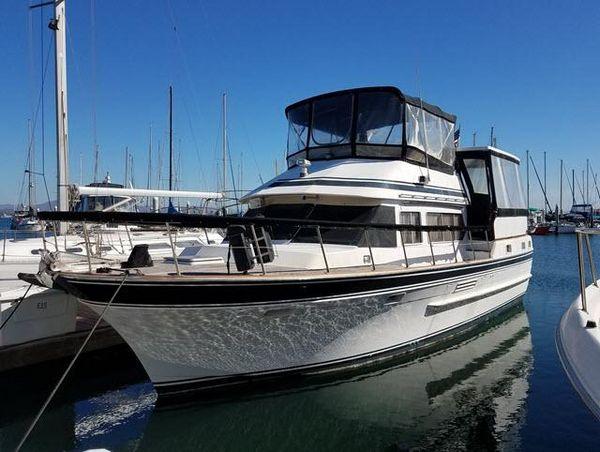 Used Kha Shing 40 Cruiser Boat For Sale