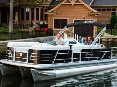 New Sweetwater 2286 SBX Pontoon Boat For Sale