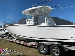 Used Cape Horn 31T Center Console Fishing Boat For Sale