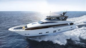 New Hatteras 105RPH Motor Yacht For Sale