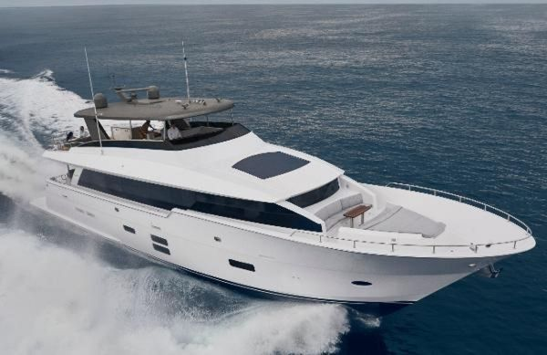 New Hatteras M90 Motor Yacht For Sale
