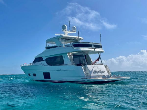 Used Ocean Alexander 70 Evolution Motor Yacht For Sale