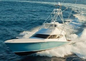 New Hatteras GT70 Express Cruiser Boat For Sale