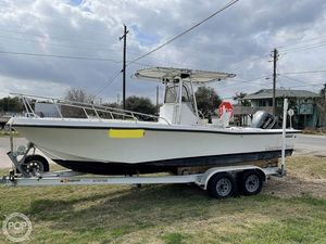 Used Mako 231 Center Console Fishing Boat For Sale