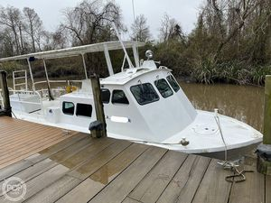 Used Lafco 32 Utility Boat For Sale