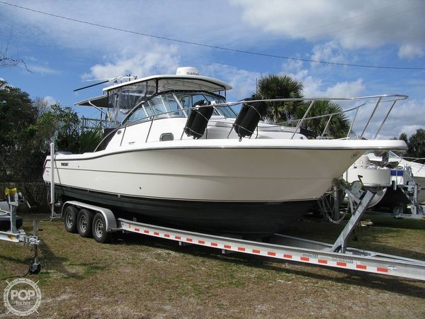 Used Pursuit 3070 Offshore Walkaround Fishing Boat For Sale