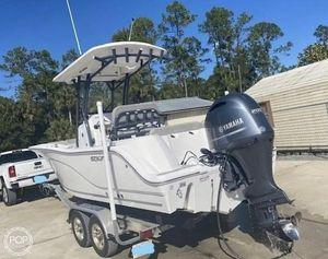 Used Sea Fox 228 Commander Center Console Fishing Boat For Sale