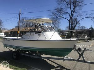 Used Shamrock 200 Predator Walkaround Fishing Boat For Sale