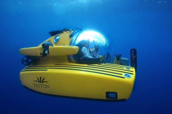 New Triton 1650/3LP Submarine Boat For Sale