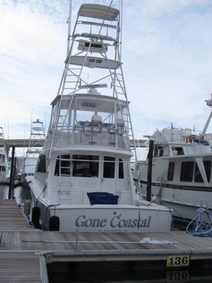 Used Cabo 47 Flybridge Sports Fishing Boat For Sale