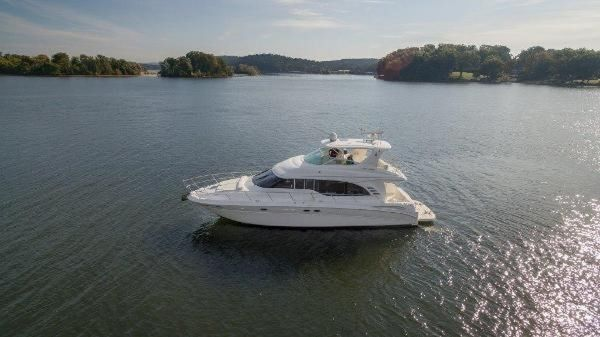 Used Sea Ray 540 Cockpit Motor Yacht Motor Yacht For Sale
